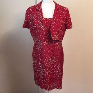 KARIN STEVENS Petites Dress